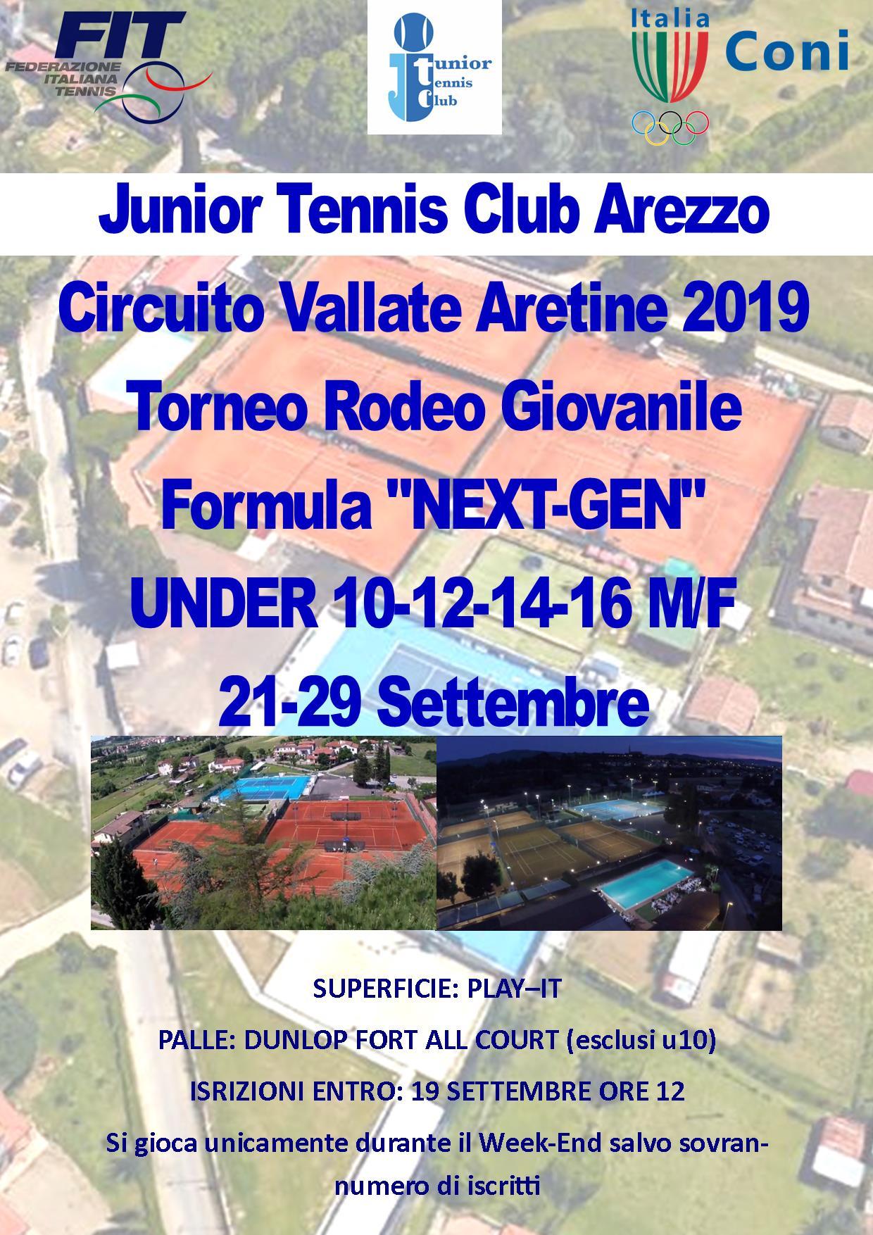 Fit Calendario Tornei.Fit Arezzo Circuito Vallate Aretine